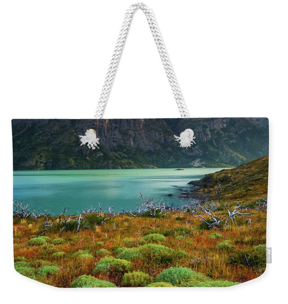 Majestic Los Cuernos Weekender Tote Bag