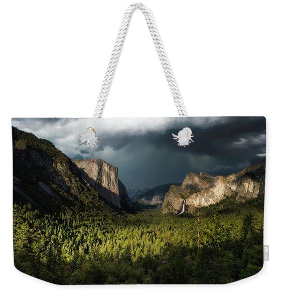 Majestic Yosemite National Park Weekender Tote Bag