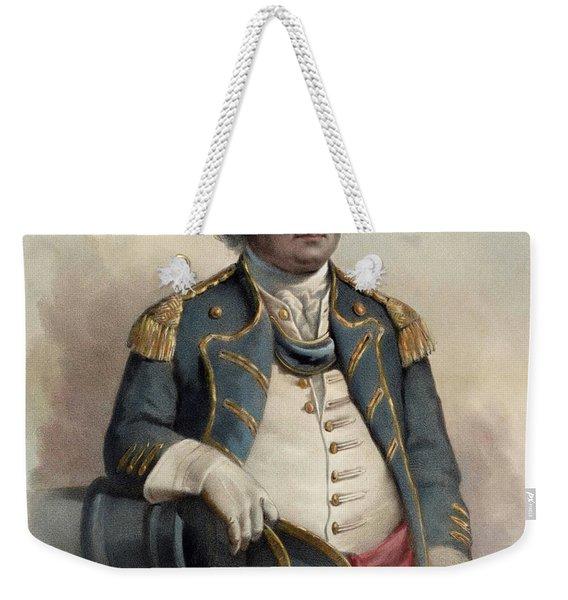 Major General Israel Putnam Weekender Tote Bag