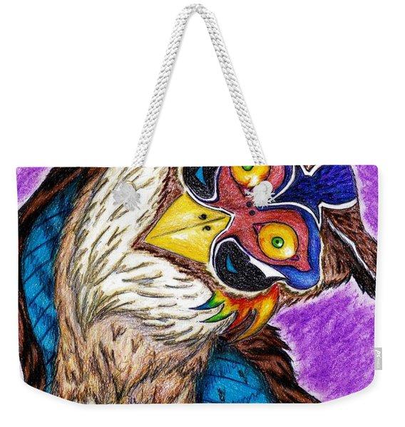 Majora's Mask Owl Weekender Tote Bag