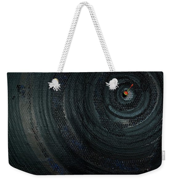 Make A Good Catch - Ecological Disaster  - Drilling Permit - Offshore - Energy - Crude - Petri Heil Weekender Tote Bag