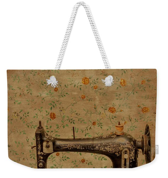 Make It Sew Weekender Tote Bag