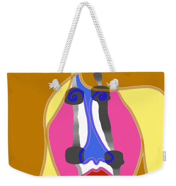 Makeup 2 Weekender Tote Bag