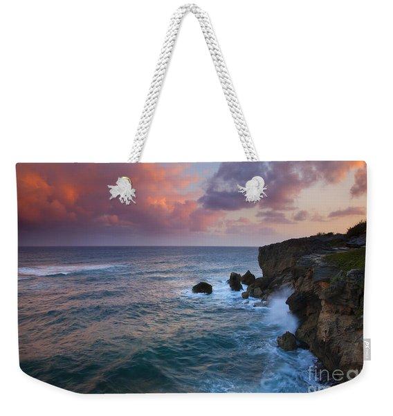 Makewehi Sunset Weekender Tote Bag
