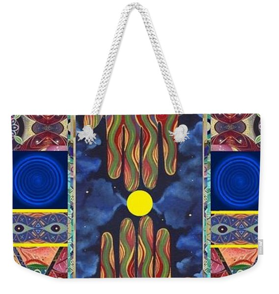 Making Magic - Take Two Weekender Tote Bag