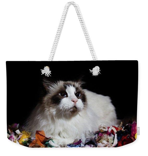 Malaki Weekender Tote Bag