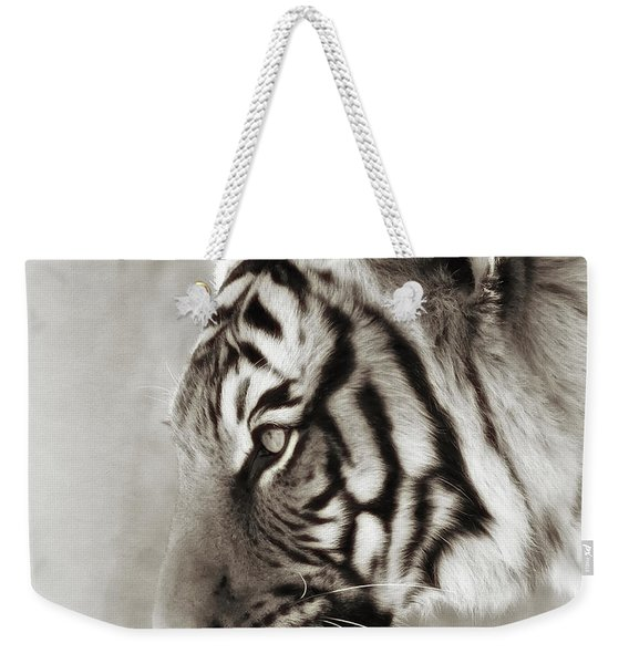 Malayan Tiger Weekender Tote Bag