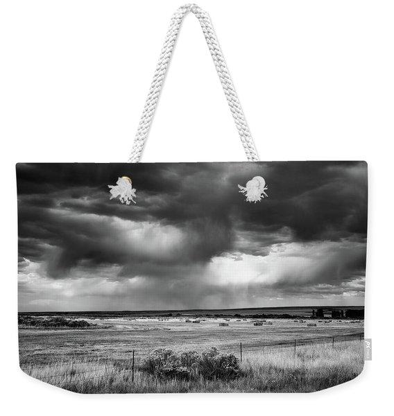 Malheur Storms Clouds Weekender Tote Bag