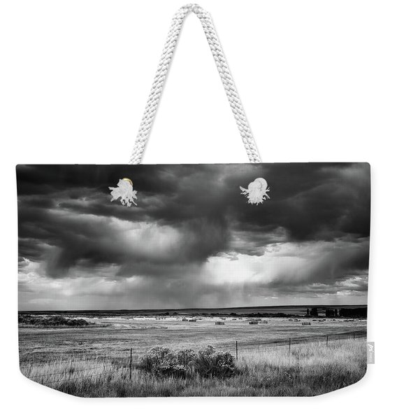 Malheur Storms Clouds Weekender Tote Bag
