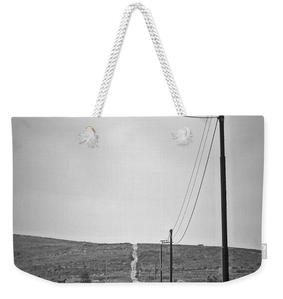 Malta Weekender Tote Bag
