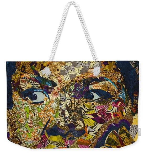 Mama's Watching Weekender Tote Bag