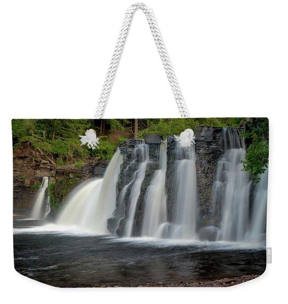 Manabezho Falls Weekender Tote Bag