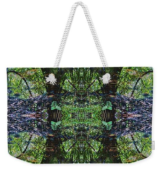 Mandala 02 Weekender Tote Bag