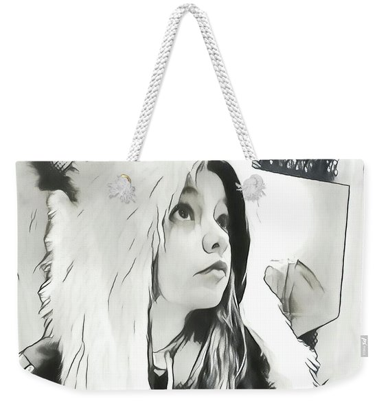 Manga Princess  Weekender Tote Bag