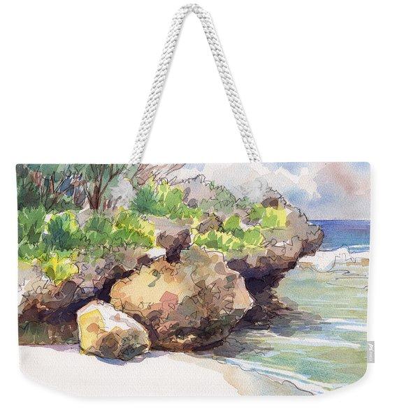Mangaia West Coast Weekender Tote Bag