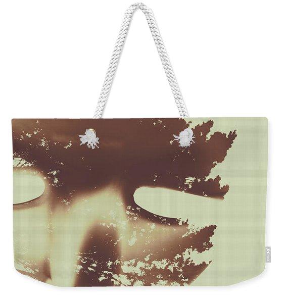 Manifest Destiny Weekender Tote Bag