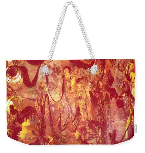 Manifestation Weekender Tote Bag