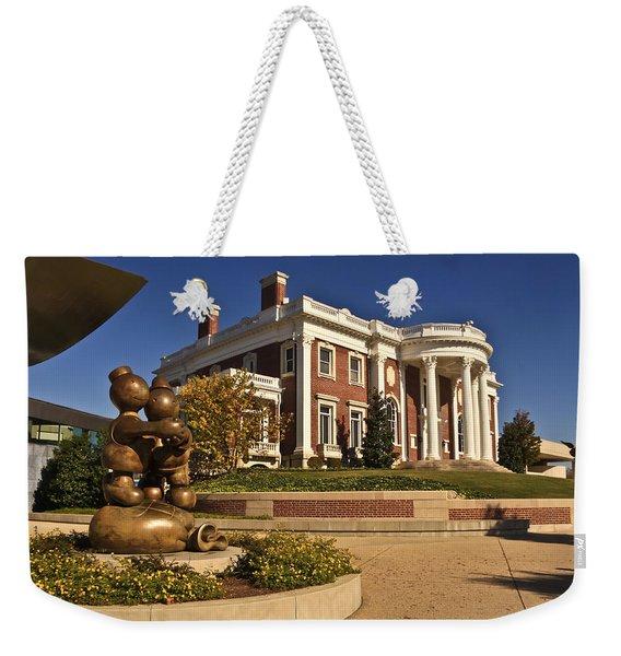 Mansion Hunter Museum Weekender Tote Bag