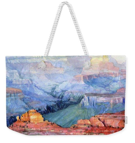 Many Hues Weekender Tote Bag