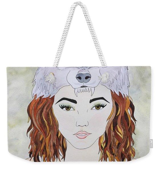 Many Women Weekender Tote Bag