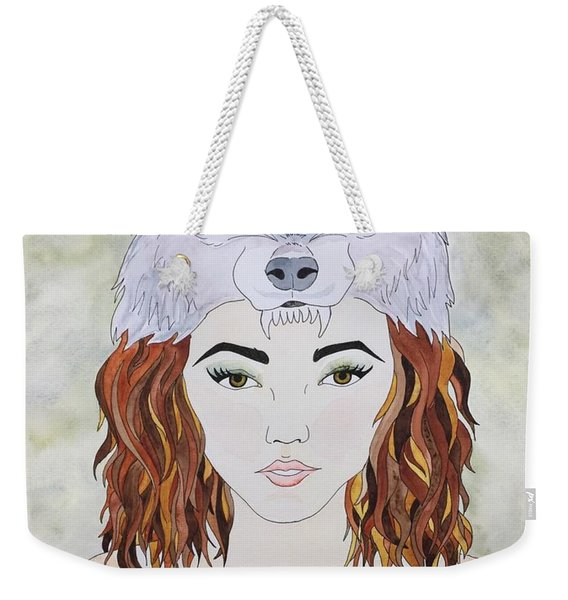 Many Women Weekender Tote Bag
