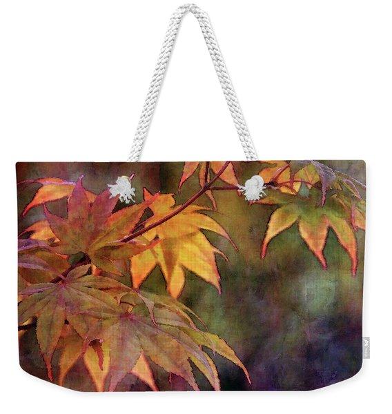 Maples Golden Glow 5582 Idp_2 Weekender Tote Bag