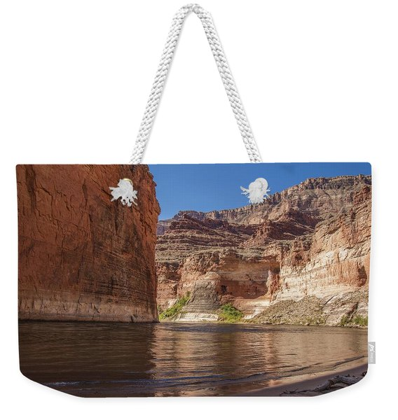 Marble Canyon Grand Canyon National Park Weekender Tote Bag