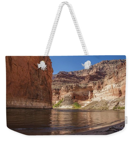 Marble Canyon Grand Canyon National Park Weekender Tote Bag