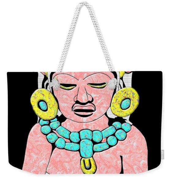 Marble Maya Weekender Tote Bag