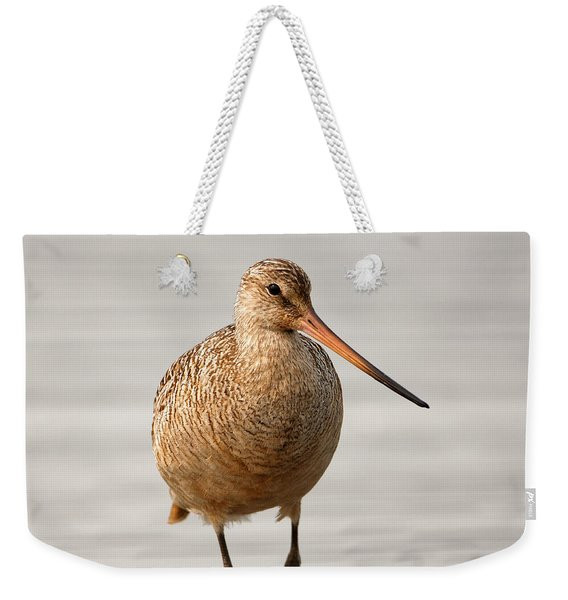 Marbled Godwit - Beauty Weekender Tote Bag