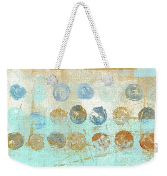 Marbles Found Number 1 Weekender Tote Bag