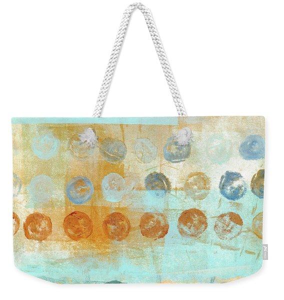 Marbles Found Number 2 Weekender Tote Bag