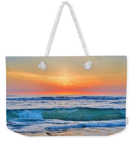 March Sunrise 3/6/17 Weekender Tote Bag