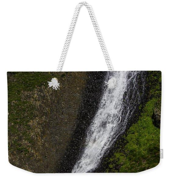March Waterfall Weekender Tote Bag