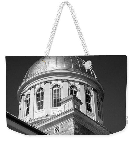 Marche Bonsecours  Weekender Tote Bag