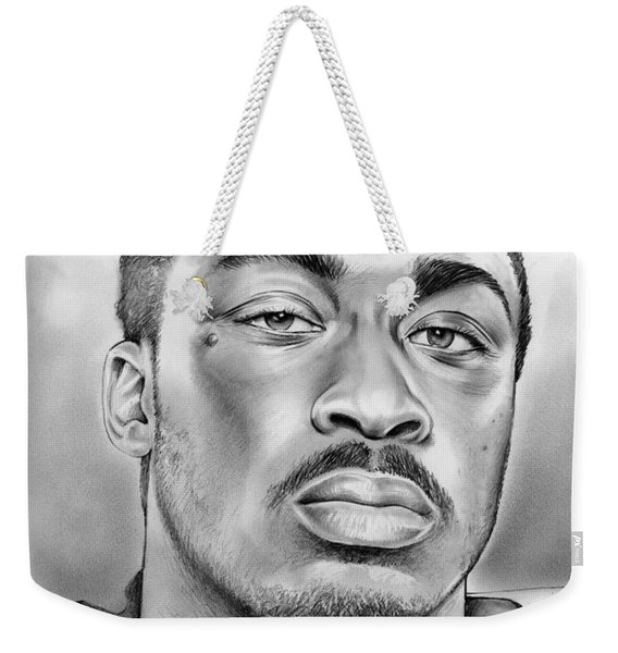 Marcus Lattimore Weekender Tote Bag