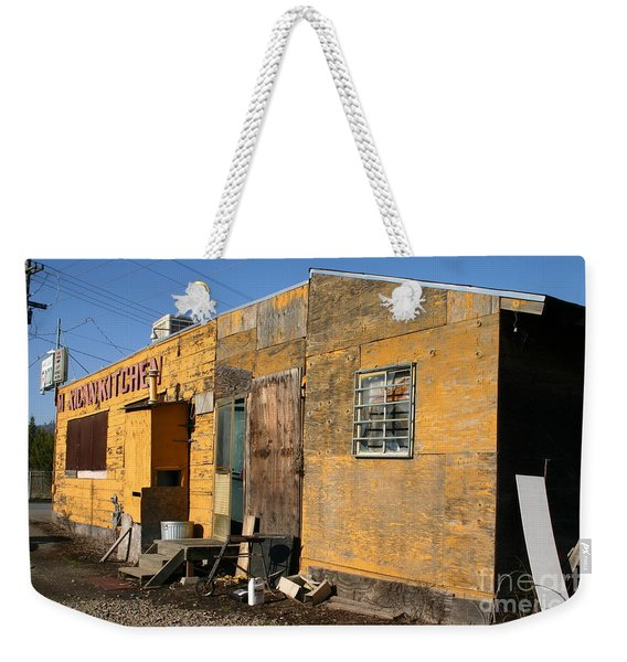 Maria S Kitchen Weekender Tote Bag