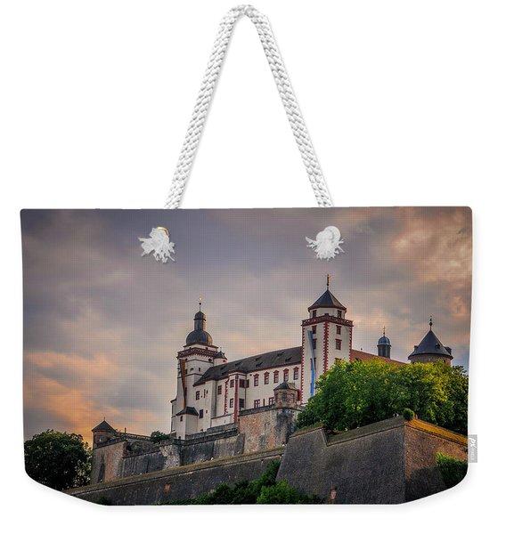 Marienberg Festung Germany Weekender Tote Bag