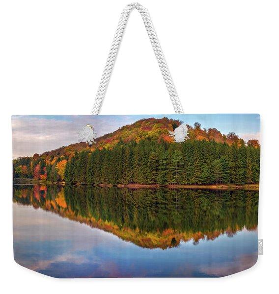 Marilla Reservoir 2 Weekender Tote Bag
