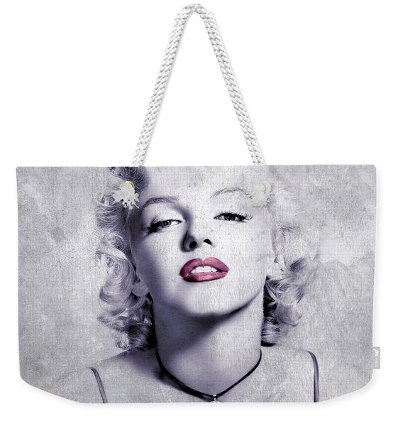 Marilyn Monroe - 0102b Weekender Tote Bag