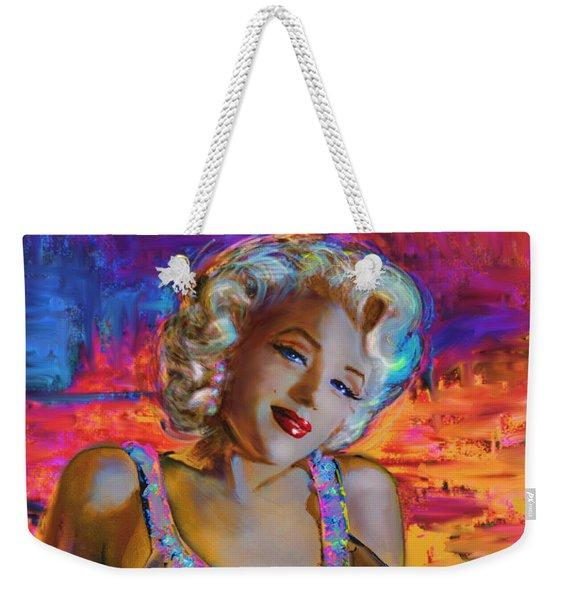 Marilyn Monroe 126 G Weekender Tote Bag