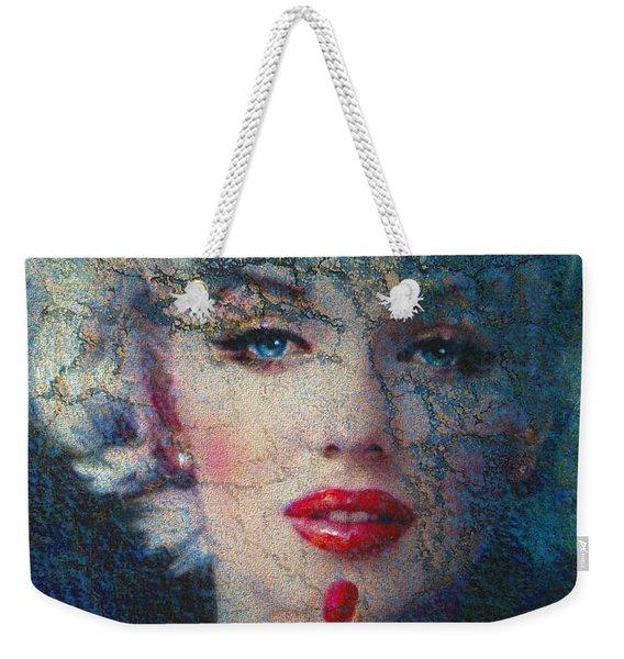 Marilyn Monroe 132 A Weekender Tote Bag