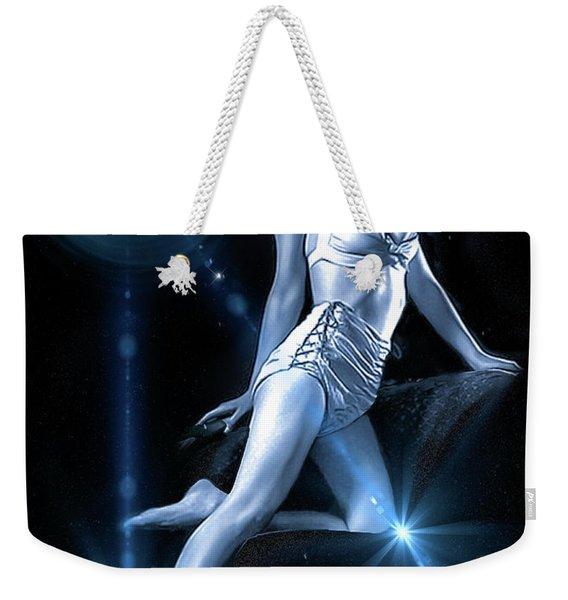 Marilyn Monroe - A Star Was Born Weekender Tote Bag