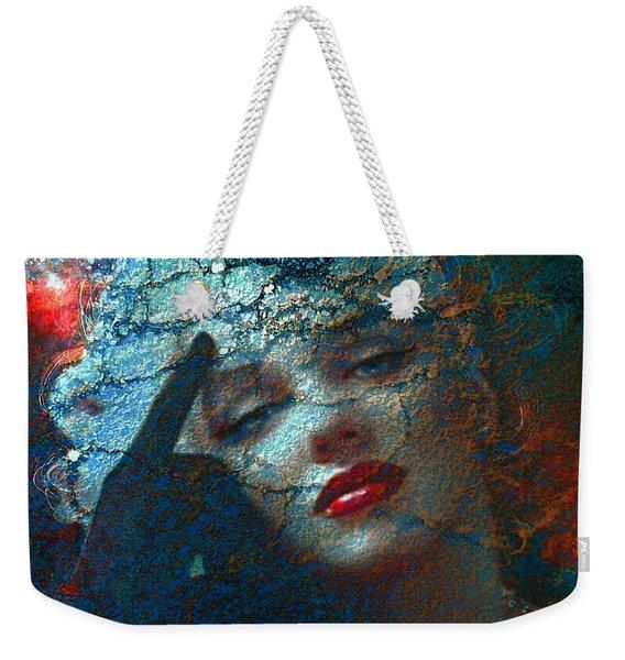 Marilyn Str. 1 Weekender Tote Bag