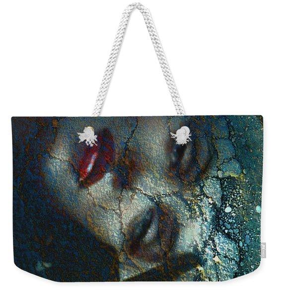 Marilyn Str.3 Weekender Tote Bag