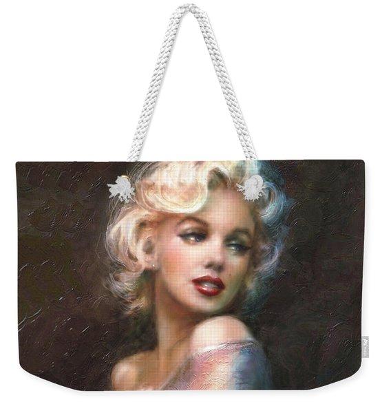 Marilyn Ww Classics Weekender Tote Bag