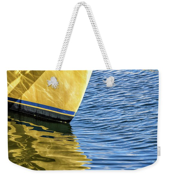 Maritime Reflections Weekender Tote Bag
