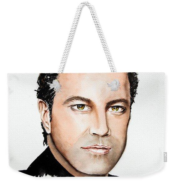 Mario Frangoulis Weekender Tote Bag
