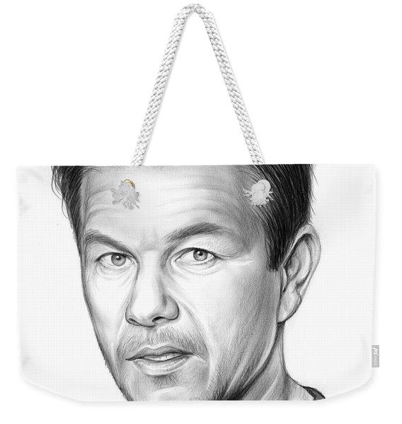 Mark Wahlberg Weekender Tote Bag