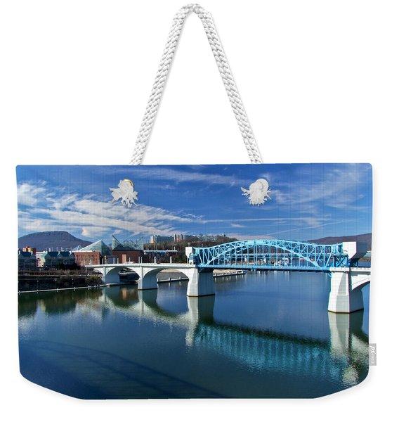 Market Street Bridge  Weekender Tote Bag